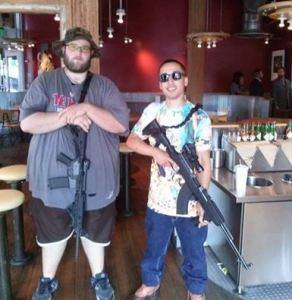 Open Carry Activists – Pushing too far
