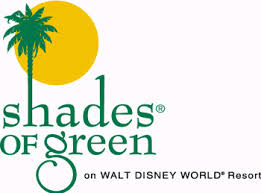 Disney World Discount – Shade of Green