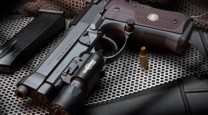 Wilson Combat Announces Custom Beretta® 92/96 Work and Accessories
