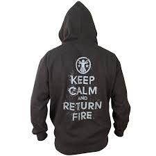 KCRF Hoodie from Tactical Distibutors